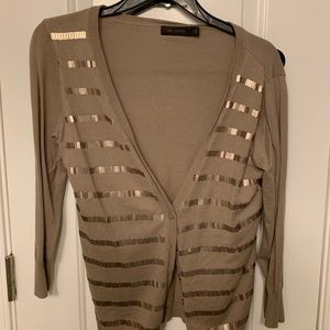 The limited | sparkly cardigan